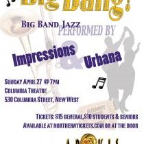 Big Band Big Bang Poster