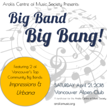 Big Band Big Bang! 2018