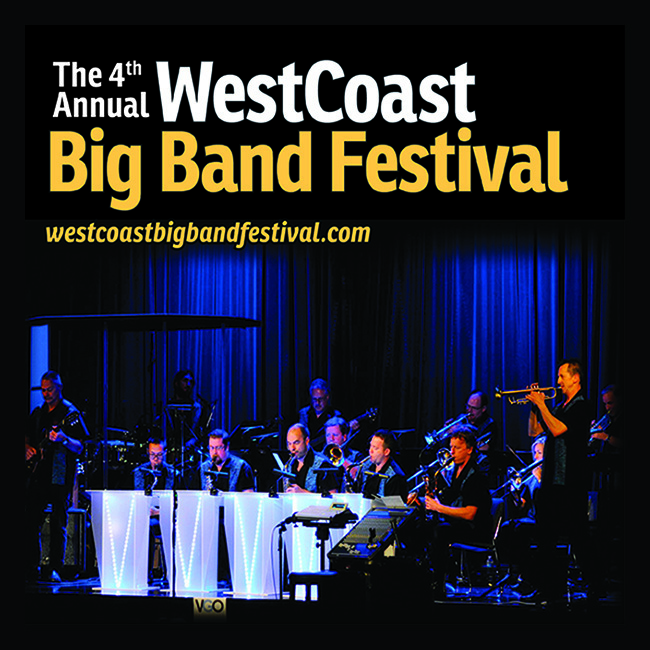 WestCoast Big Band Festival