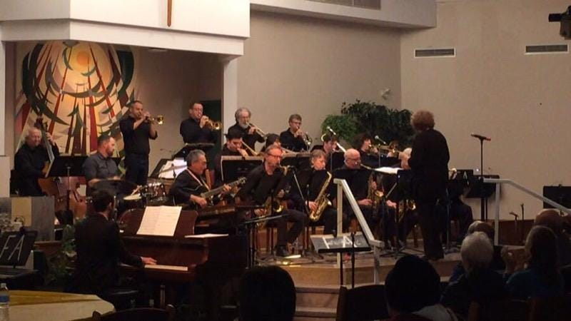 Impressions at WestCoast Big Band Festival November 2018