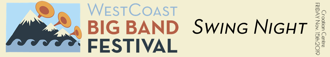 WestCoast Big Band Festival Swing Night